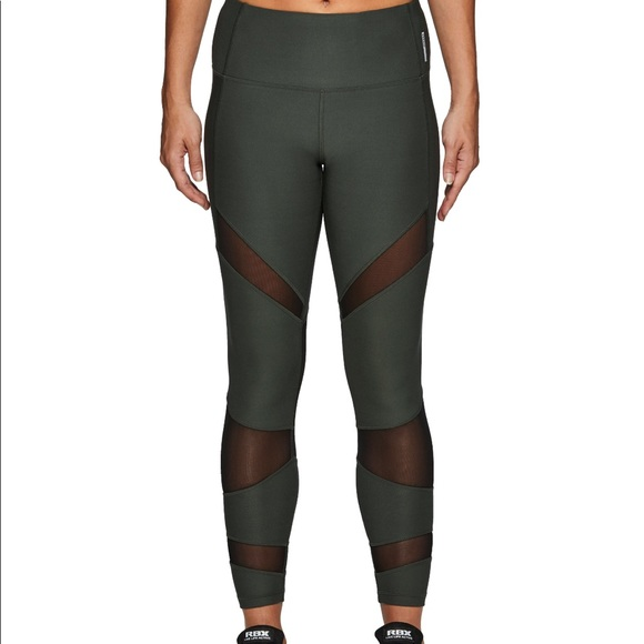 105ddc3e61d9b RBX Olive Workout Leggings. M_5aac9a376bf5a681ce89c8fe